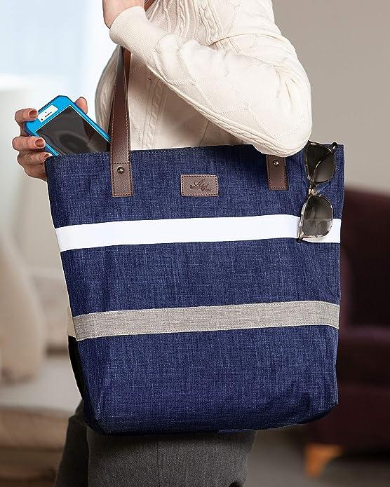 Amazon.com: Aleah Wear Bolso de hombro para mujer, para ...