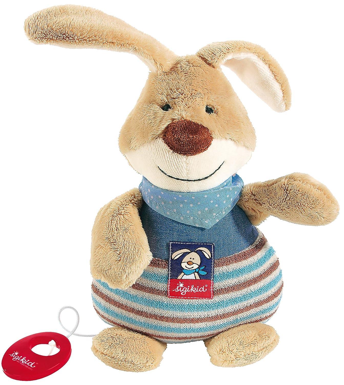 sigikid, Jungen, Multi-Tier, Hase, Semmel Bunny, Blau, 38676 Sigikid38676