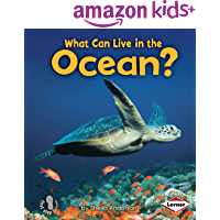 What Can Live in the Ocean? (First Step Nonfiction — Animal Adaptations)