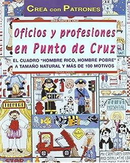 Serie Punto de Cruz nº 3. OFICIOS Y PROFESIONES EN PUNTO DE CRUZ (Cp