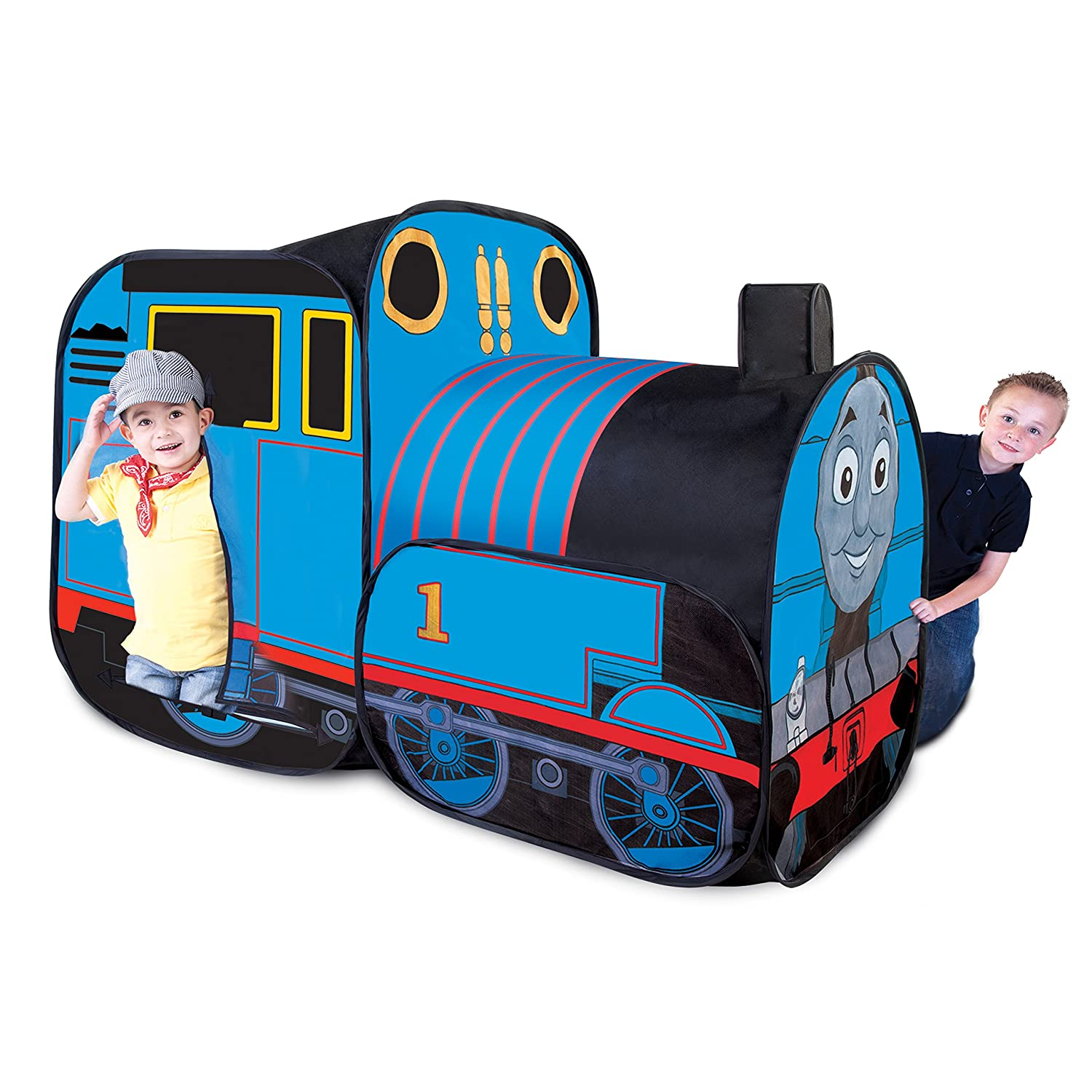 Playhut Thomas the Train Play Vehicle  sc 1 st  Amazon.com & Amazon.com: Play Tents u0026 Tunnels: Toys u0026 Games: Play Tents Play ...