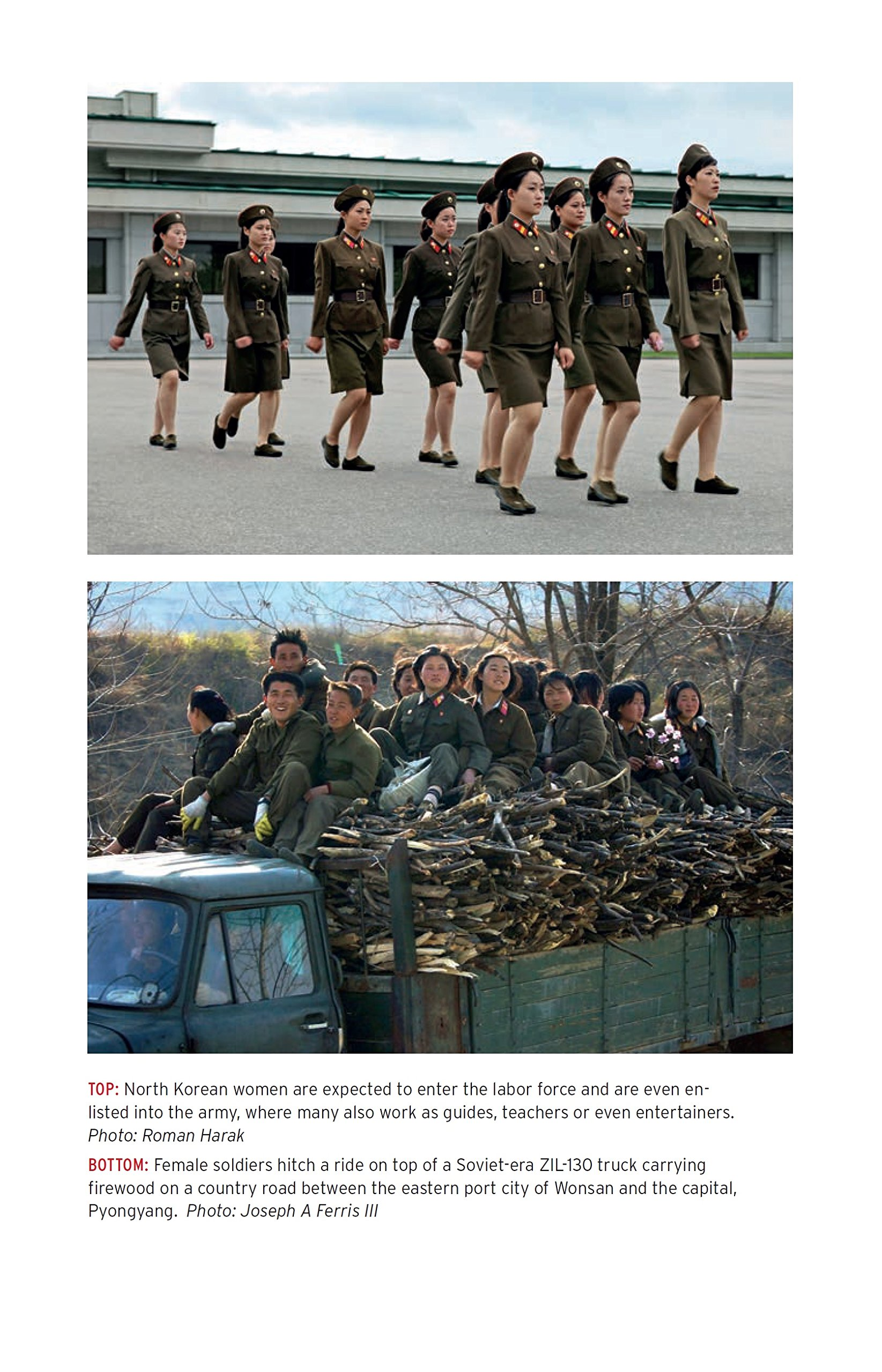 north korea confidential private markets fashion trends prison