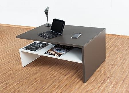 Tavolo Da Lavoro Sollevabile : Ricoo tavolino basso da divano da soggiorno design wm080 w a tavolo