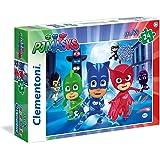 Clementoni–24488–Puzzle–24Maxi PJ Masks