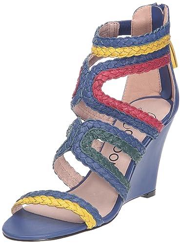 2ab7ef940c3888 Lollipops Maitresse High Sandal, Damen Sandalen, mehrfarbige (mullti) EU 38