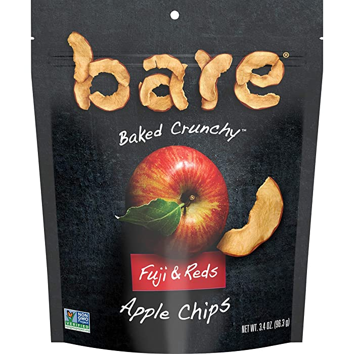 Top 7 Bare Fuji Red Apple Chips