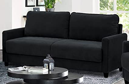 Delicieux Lifestyle Solutions Scottsdale Sofa In Black