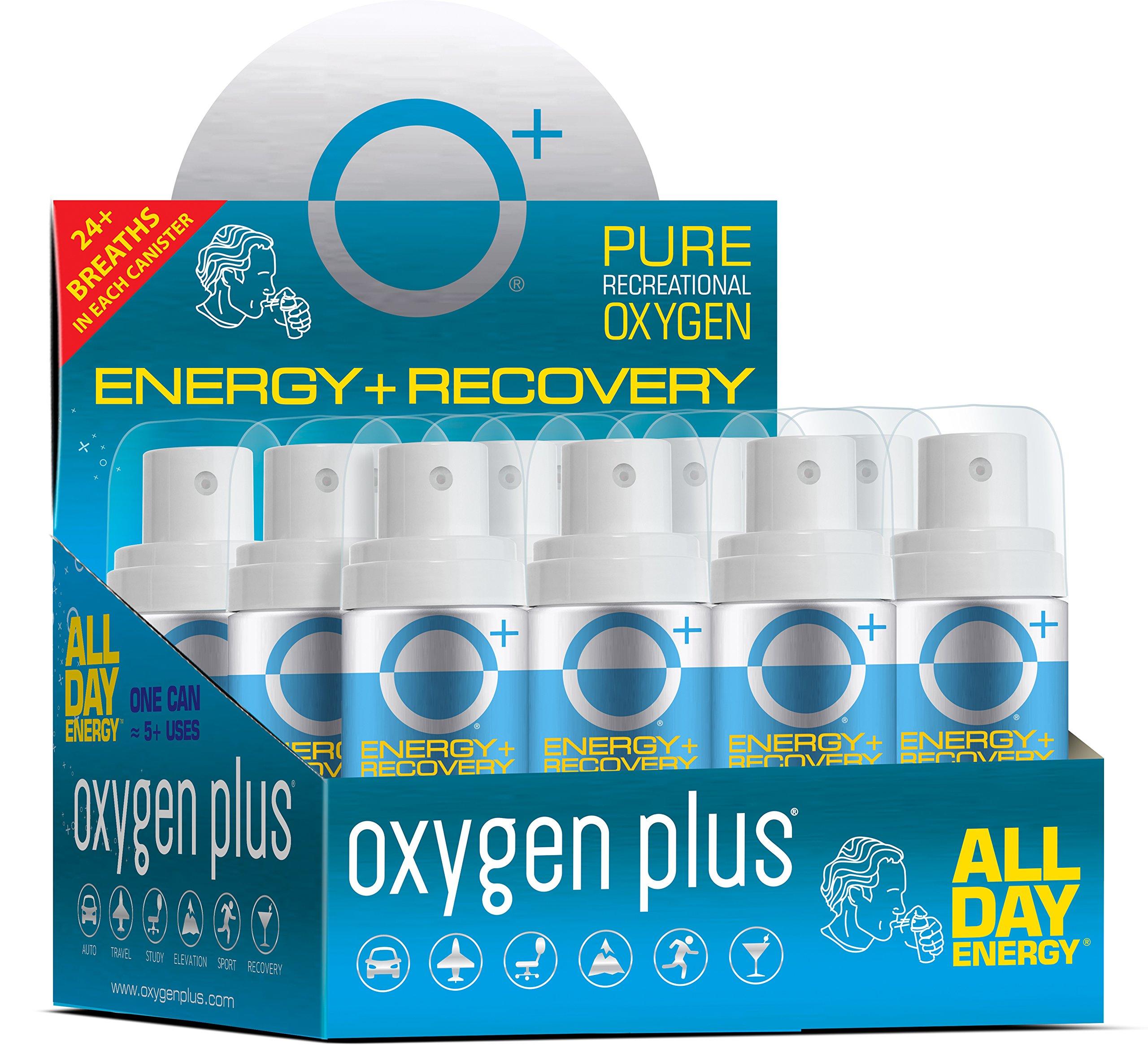 Oxygen Plus O+ Mini 12-Pack