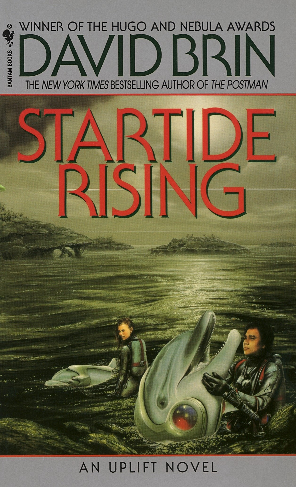 Startide Rising (The Uplift Saga, Book 2) PDF