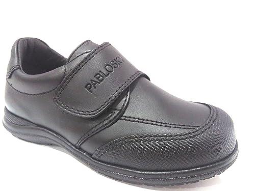 Zapato Colegial PABLOSKY Alba Negro 311310 (24)