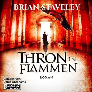 Thron in Flammen: Die Thron Trilogie 2