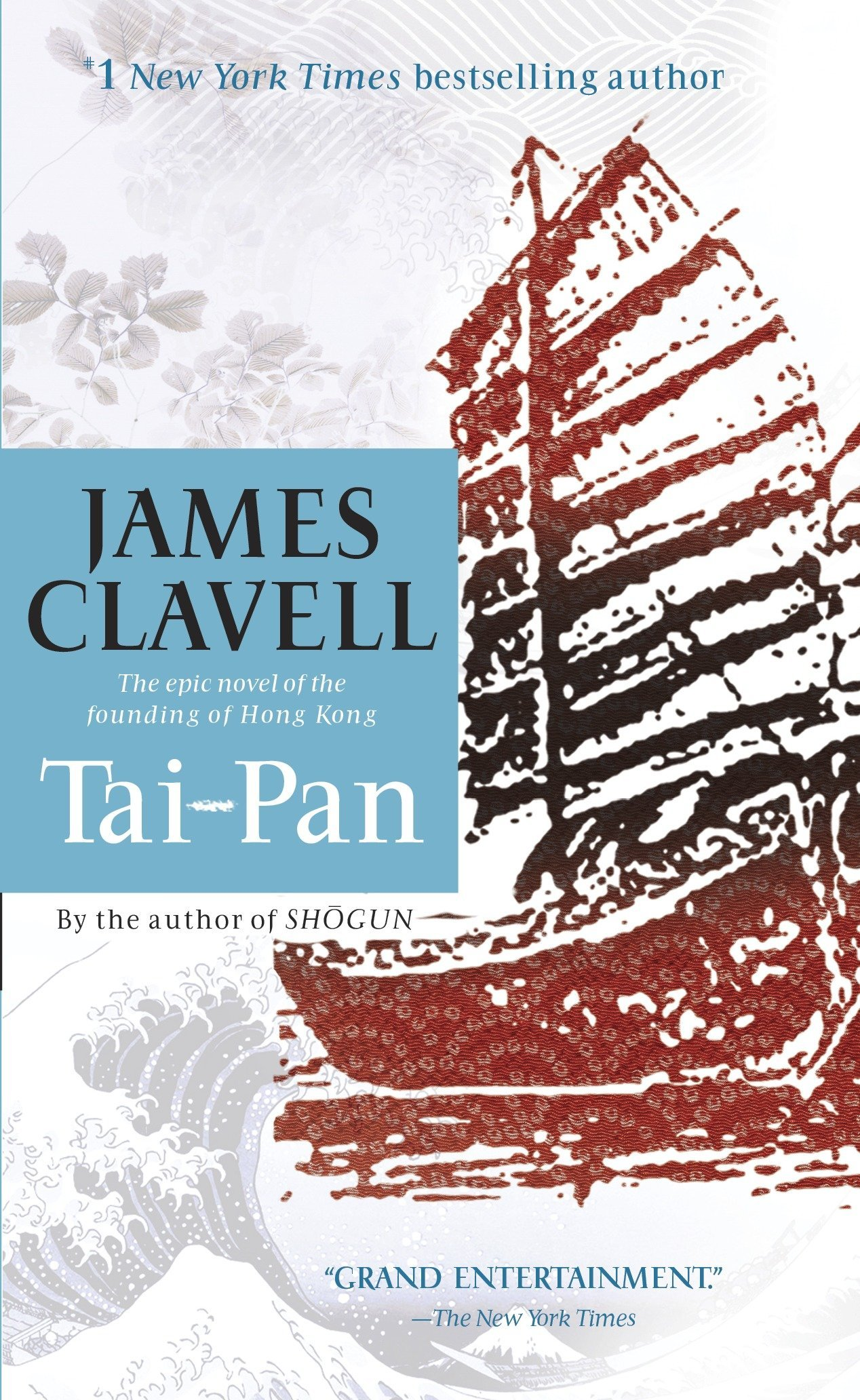 Amazon.com: Tai-Pan (Asian Saga) (9780440184621): James Clavell: Books