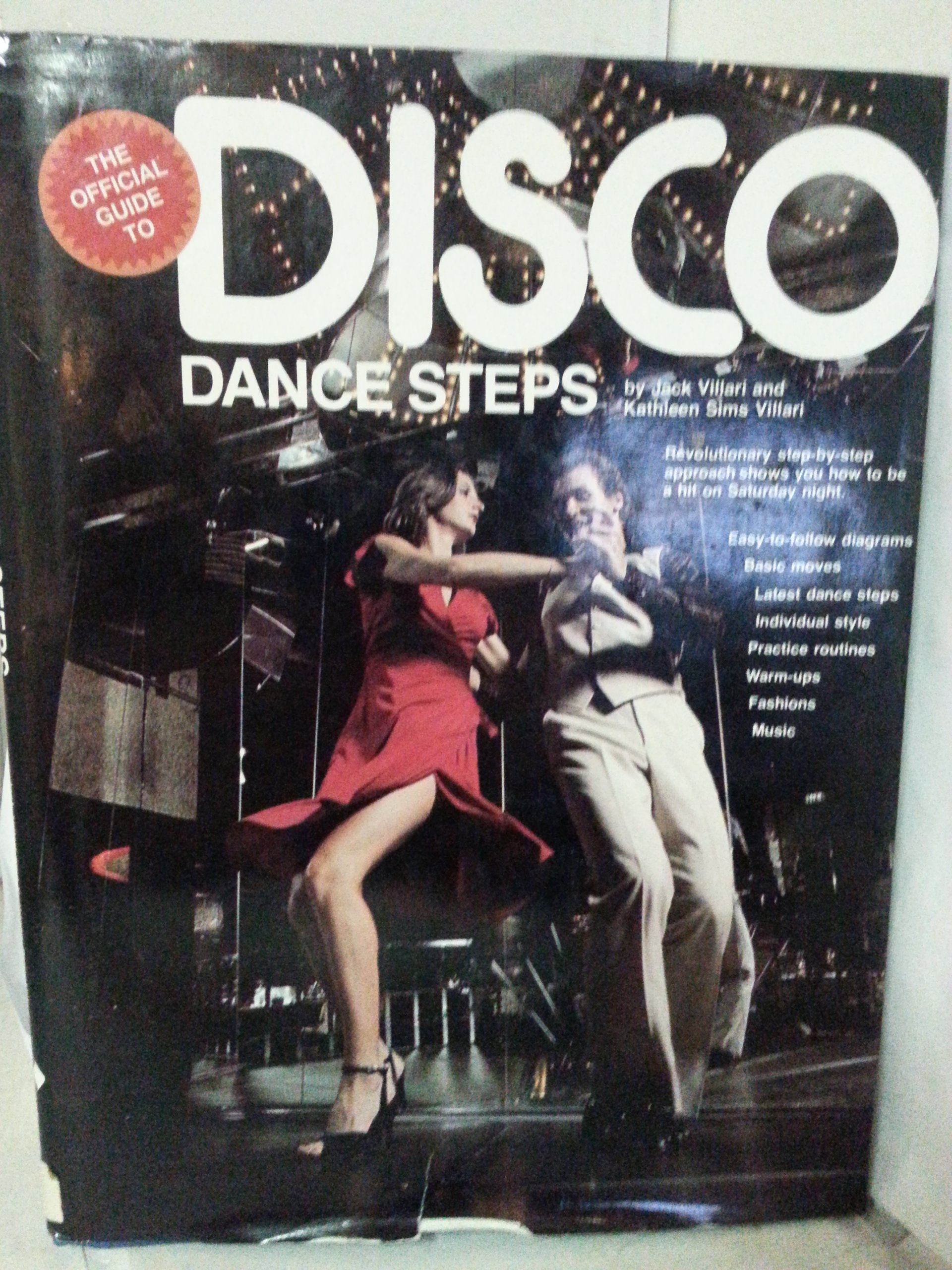 Hustle Dance Steps Diagram Diagrams As Well Step Official Guide To Disco Jack Villari Kathleen Books 1920x2560