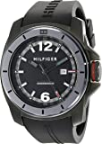 Tommy Hilfiger Men's 1791114 Cool Sport Black Watch