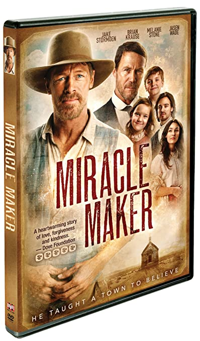 Miracle Maker - DVD Image