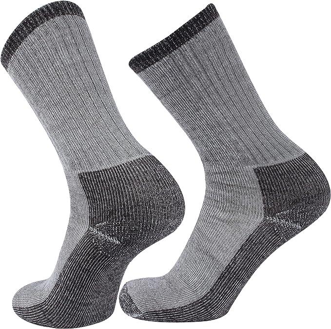Premium Unisex Merino Trek Cushioned Socks