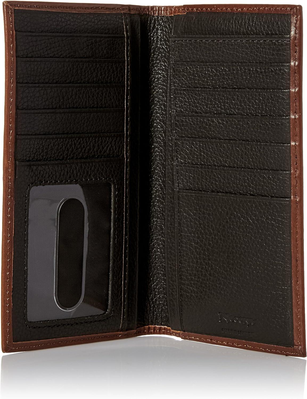 Nocona Rodeo Genuine Leather Hair on Hide w//Stones Western Men/'s Wallet-N5426208