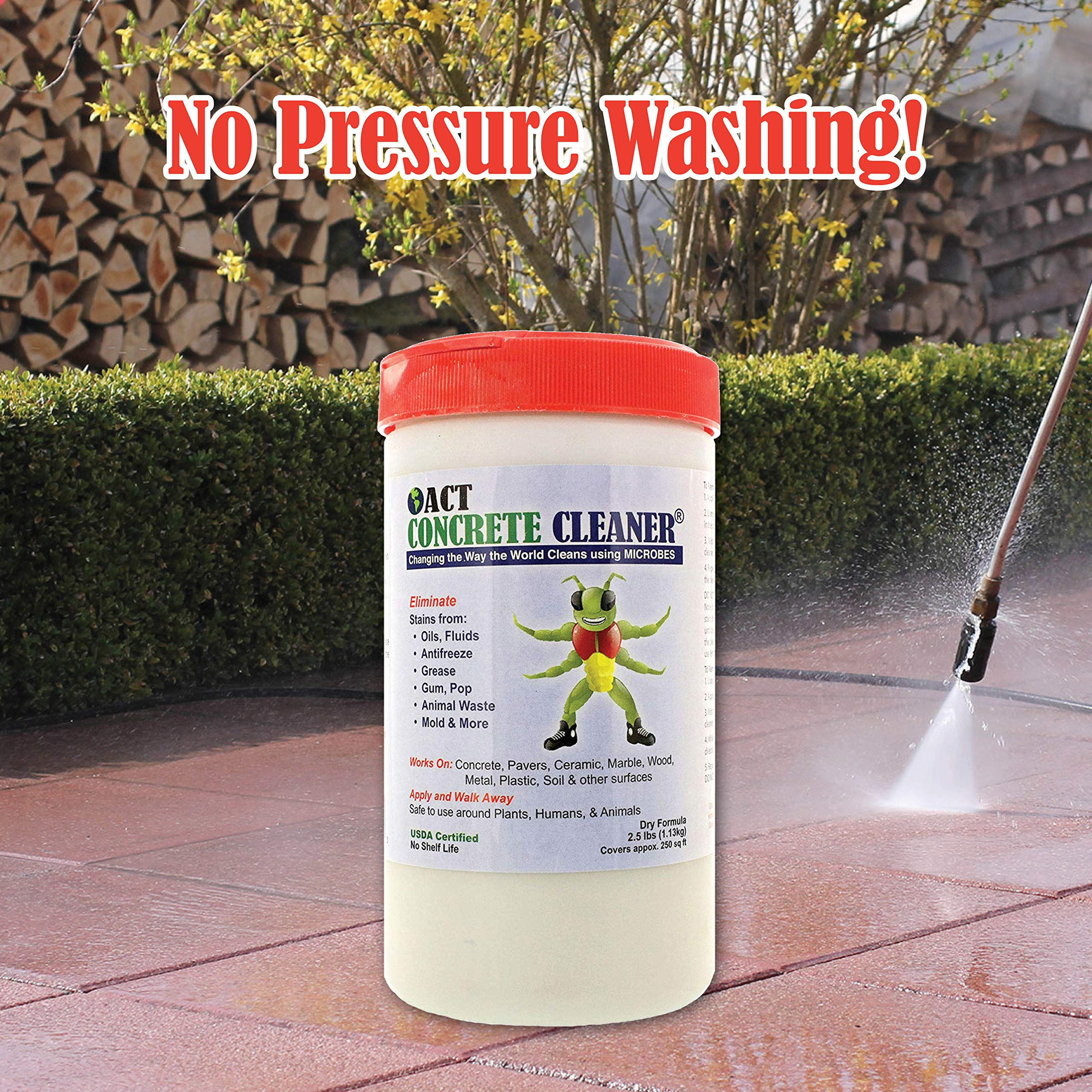 Act concrete cleaner eco