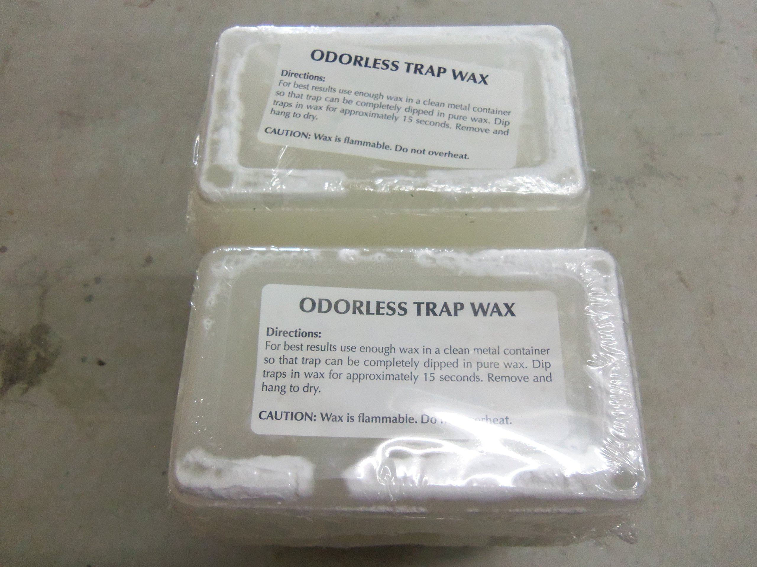White Trap Wax 10 Lbs. by White Trap Wax 10 Lbs.