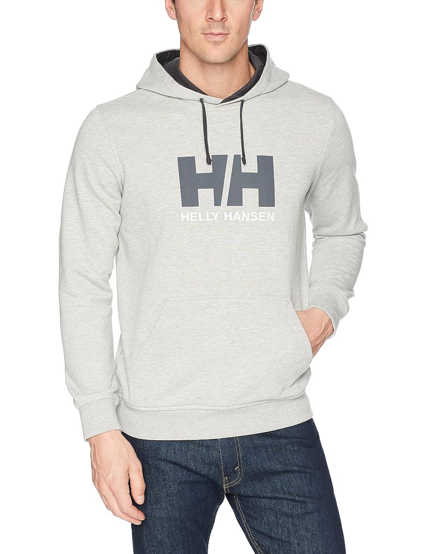 TALLA X-Large (Tamaño del fabricante:XL). Helly Hansen HH Logo Hoodie Sudadera con Capucha, Hombre