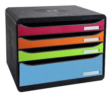 Amazon com : Exacompta 315798D - Big Box Plus Horizon Iderama 4