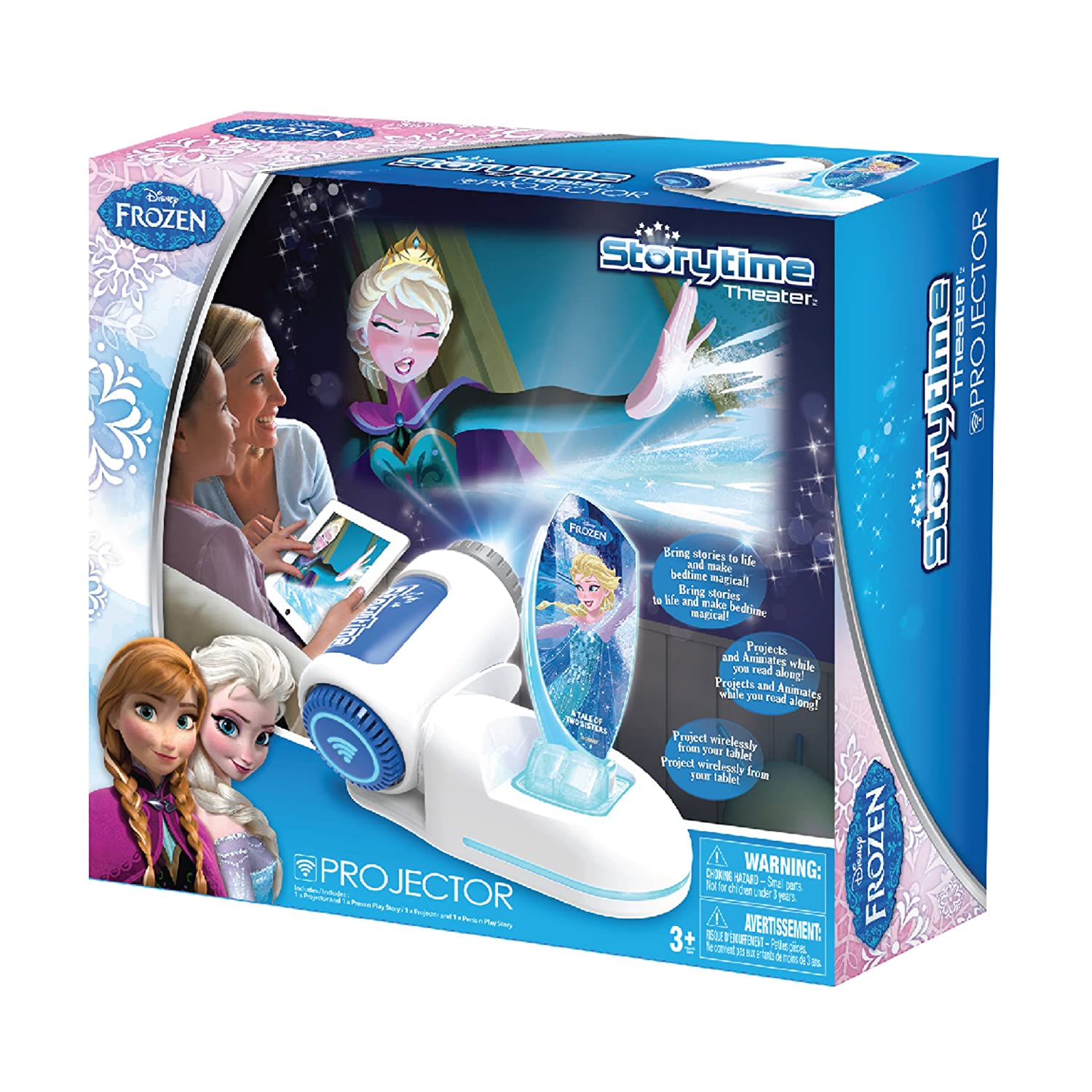 Tech 4 Kids Story Time Theater with Frozen Press N Play by Tech 4 ...
