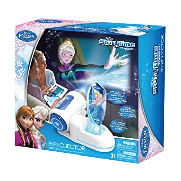 Tech 4 Kids Story Time Theater with Frozen Press N Play by ...