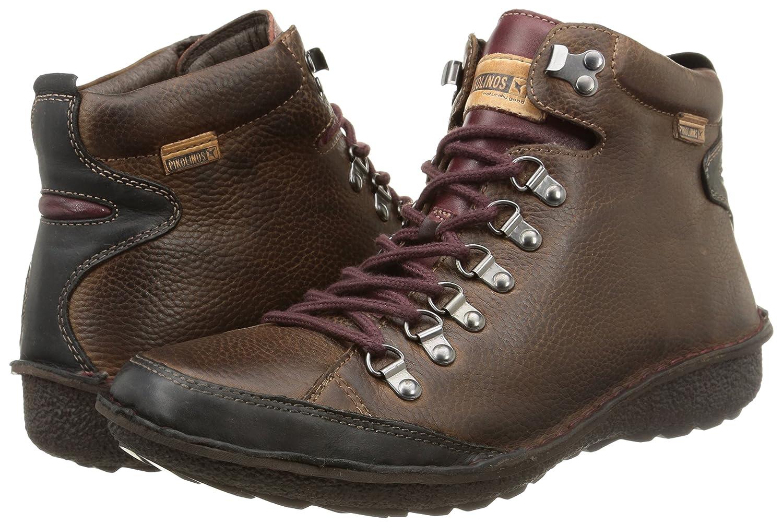 Pikolinos Chile 01G - Botas para Hombre marrón Marron (Olmo) 39: Amazon.es: Zapatos y complementos