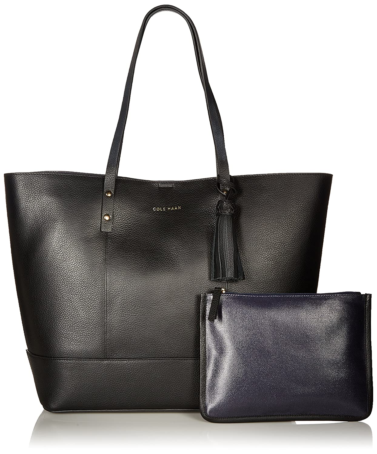 356cbba25f Amazon.com: Cole Haan Bayleen Tote, Black: Clothing