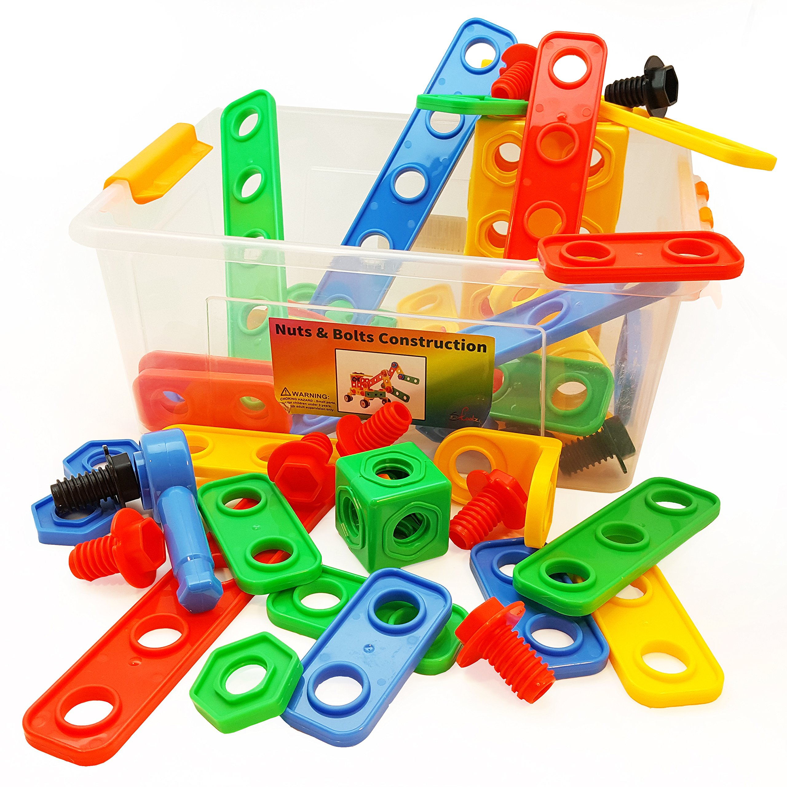 Amazon Skoolzy Building Toys