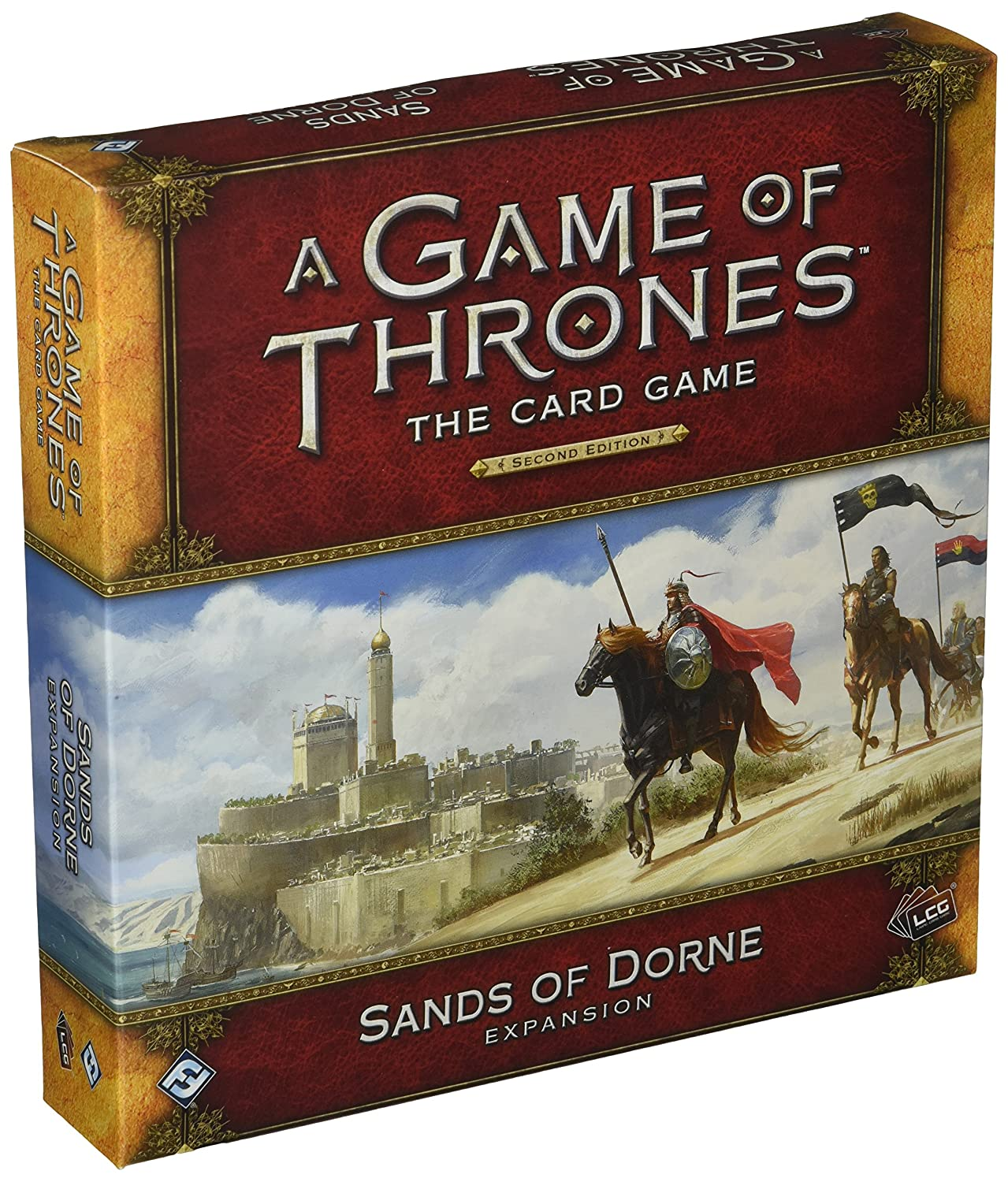 Fantasy Flight Games A Game of Thrones LCG: 2nd Edition ...