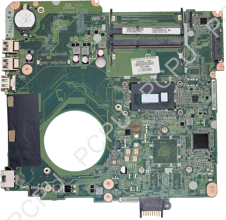 790202-501 HP Pavilion 15-N Laptop Motherboard w/ Intel i3-4030U 1.9Ghz CPU