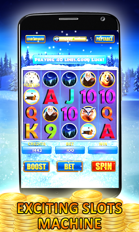 Amazon Com Timber Wolf Slots Free Slots Games Play The