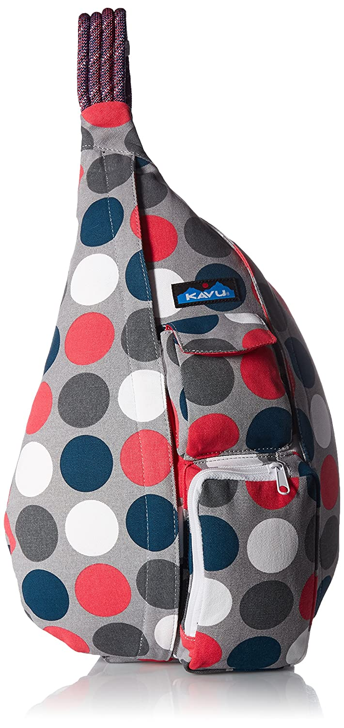 Got Dots One Size KAVU Women's Rope Bag