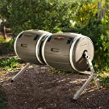 LIFETIME 60309 Outdoor Double Bin Rotating