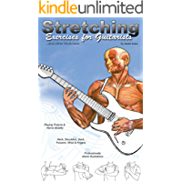Stretching Exercises for Guitarists book cover