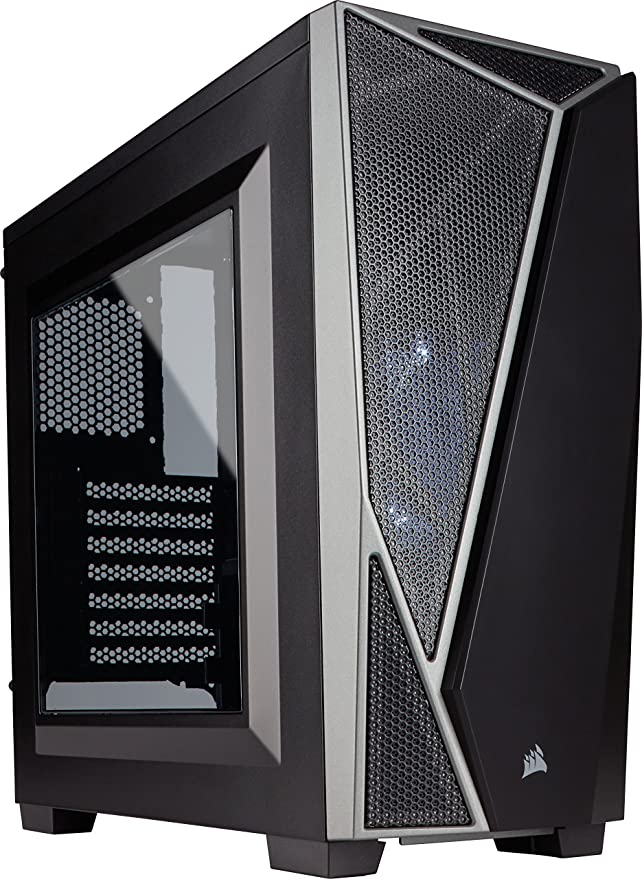 54 opinioni per Corsair Carbide SPEC-04 Case da Gaming, Mid-Tower ATX, Finestra Laterale,