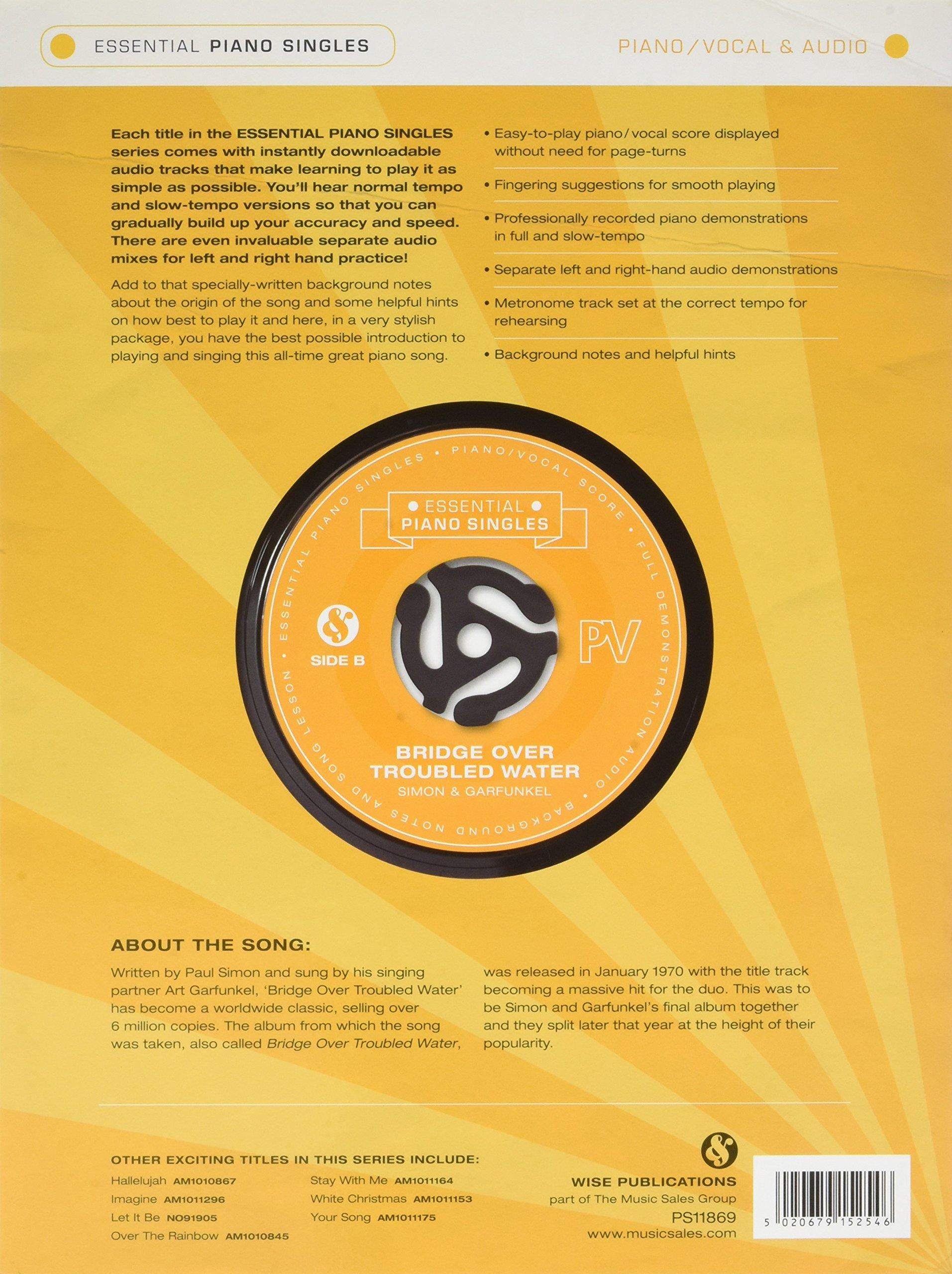 Amazon in: Buy Essential piano singles: simon & garfunkel