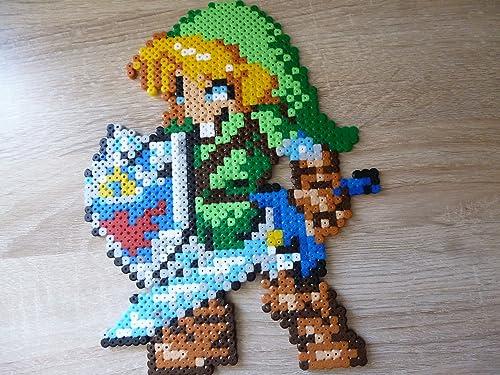 Sprite Link • The Legend of Zelda (Majoras mask, Twillight ...