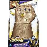 The Avengers Avengers Marvel, infinity War, guanto da armatura giocattolo, elettronico, chiuso a pugno