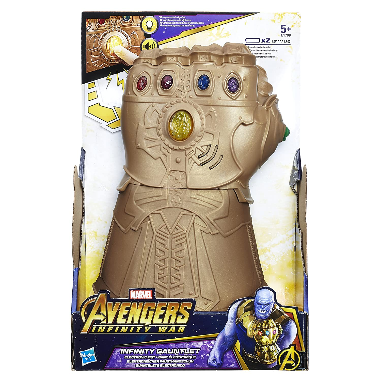 Marvel Avengers Infinity War Heroes Figurine-Gant de l'infinité, E1799, Multicolore, Taille Unique Hasbro E1799EU4