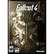 [Amazon.ca]FALLOUT 4 (PC, PS4 XBONE) $19.99