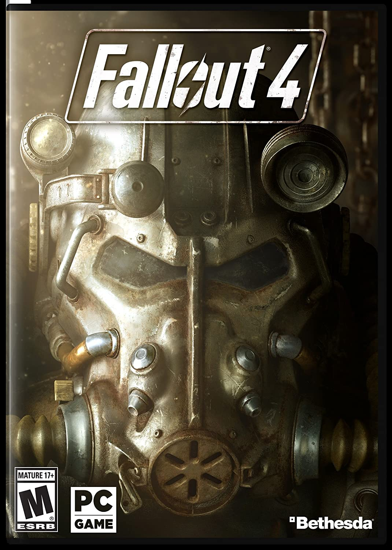 [Amazon Canada]Fallout 4 - PC - XBOX One - PS4-- 19,99$