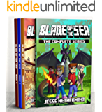 Blade of the Sea: The Complete Series: Books 1-4