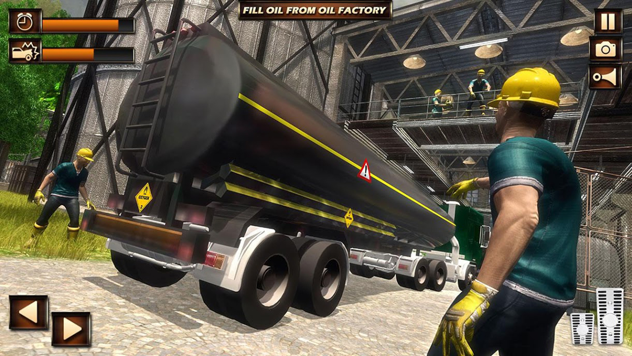 Estados Unidos Truck Driving Parking Simulator Game 2018 ...