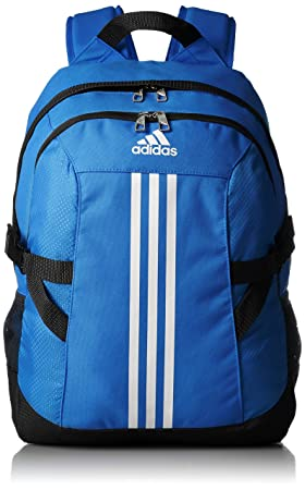 adidas Bp Power II - Backpack multi-coloured Azul Blanco   Negro Size  03cf3332cb903
