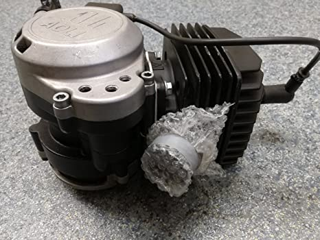 kmhonline Pocket Bike Motor 40 cc - luftgekühlt - C1/Blata Replica - Usado: Amazon.es: Deportes y aire libre