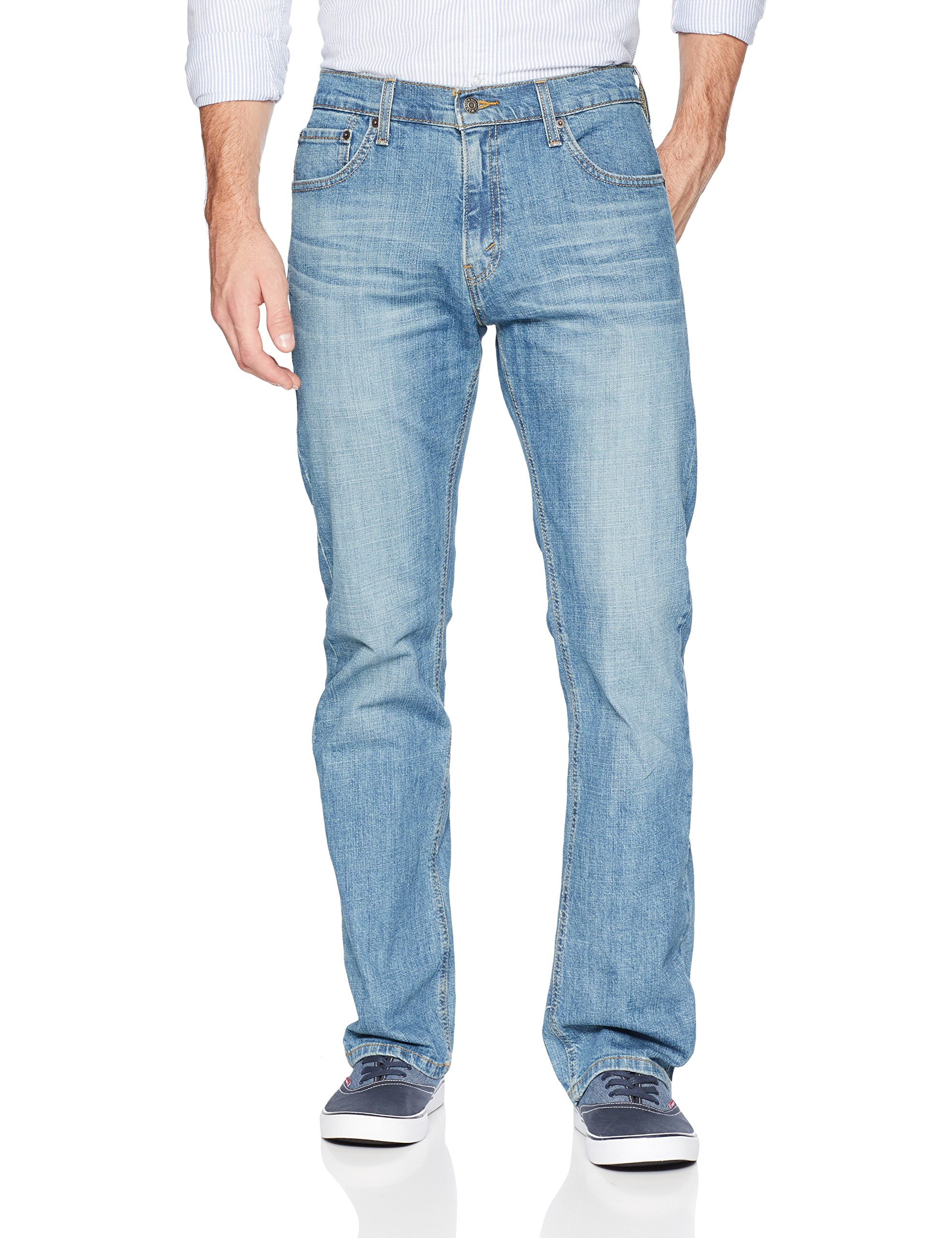 Signature by Levi Strauss & Co. Gold Label Men's Bootcut Fit Jeans