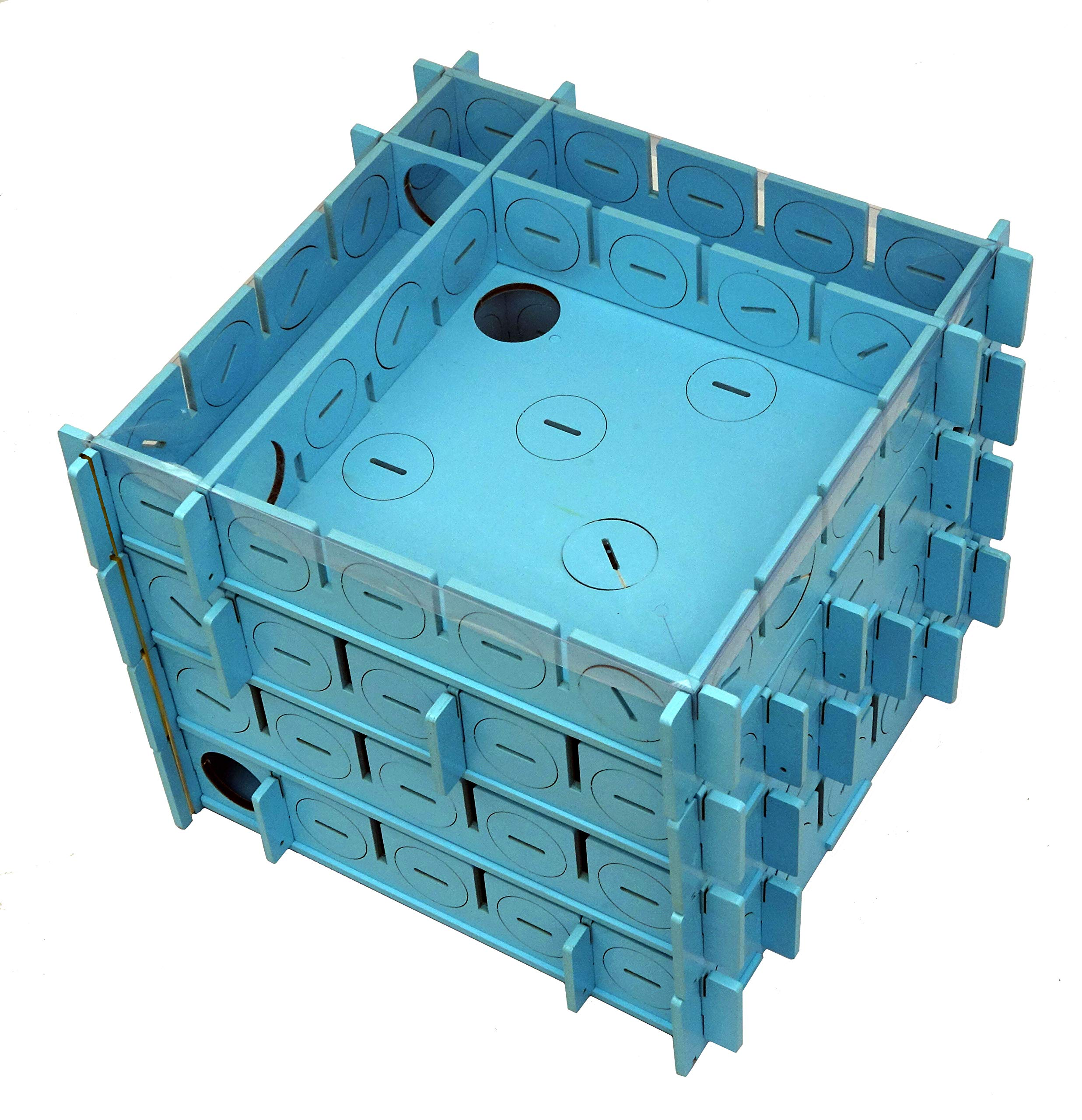 Playtime Maze Reconfigurable Maze for Dwarf Hamsters, Mice and Small Rats by Playtime Maze (Image #5)