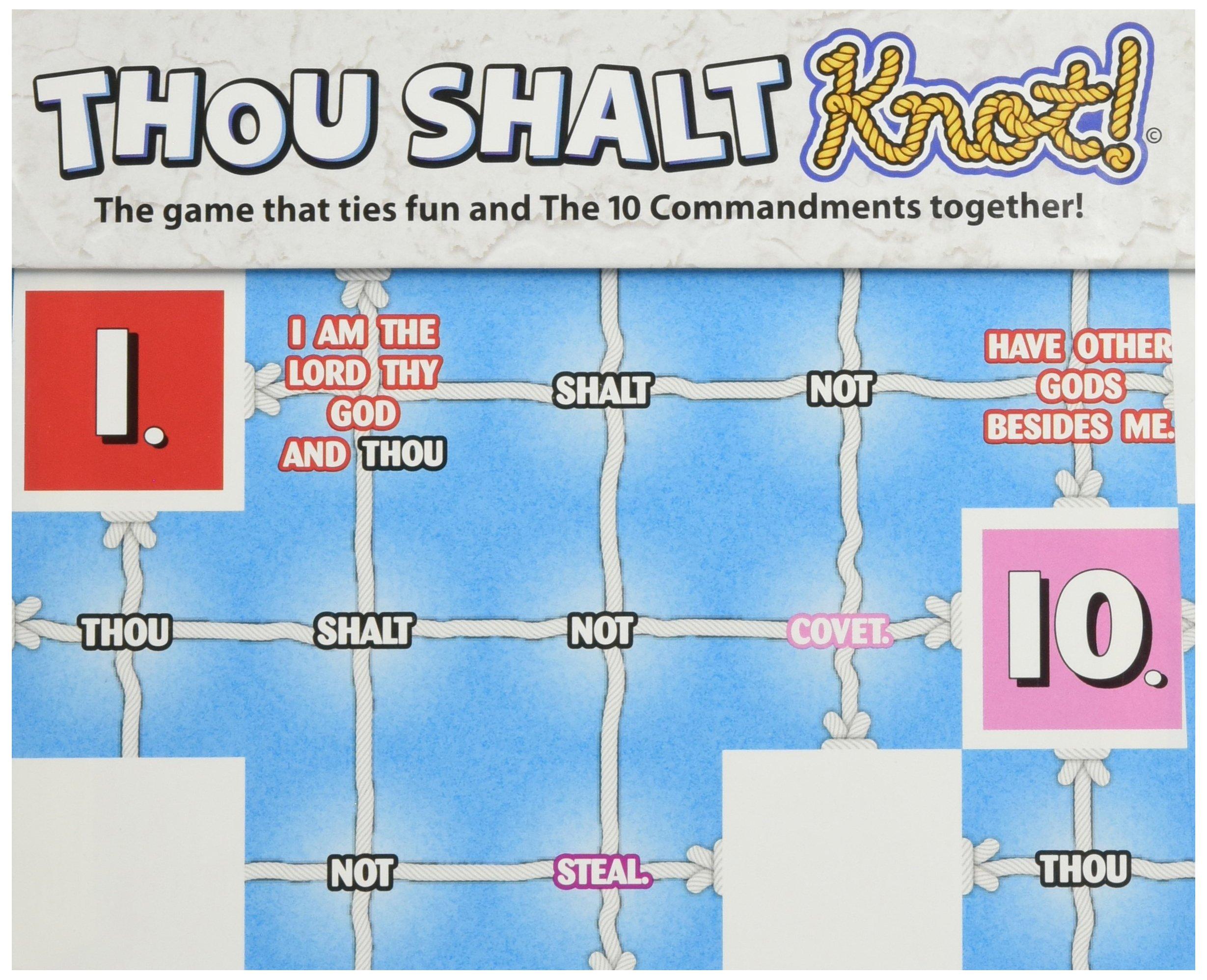 Thou Shalt Knot